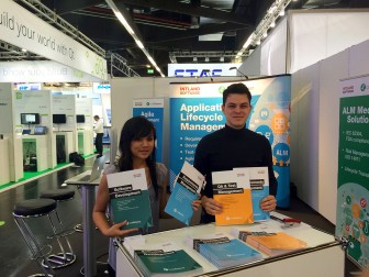 Welcome to Intland's booth on Embedded World 2015!