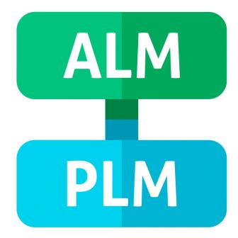 ALM-PLM integration