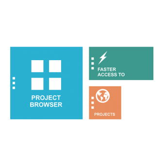 Project Browser: Faster Access to Projects