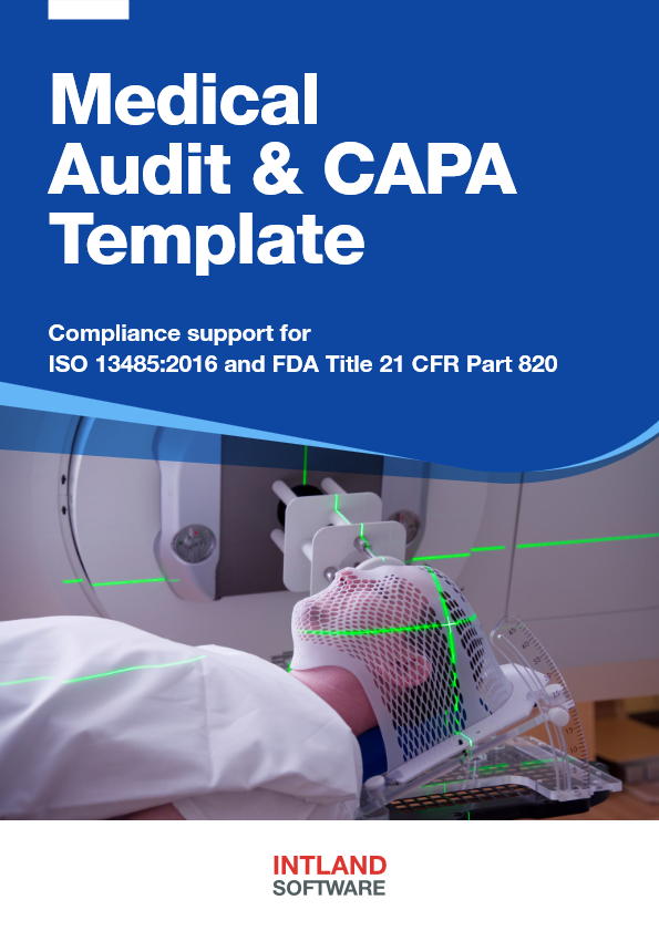 Medical-Audit-CAPA-Template-Intland-Software-2020-595-841
