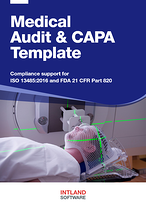 Medical-Audit-CAPA-Template-Intland-Software
