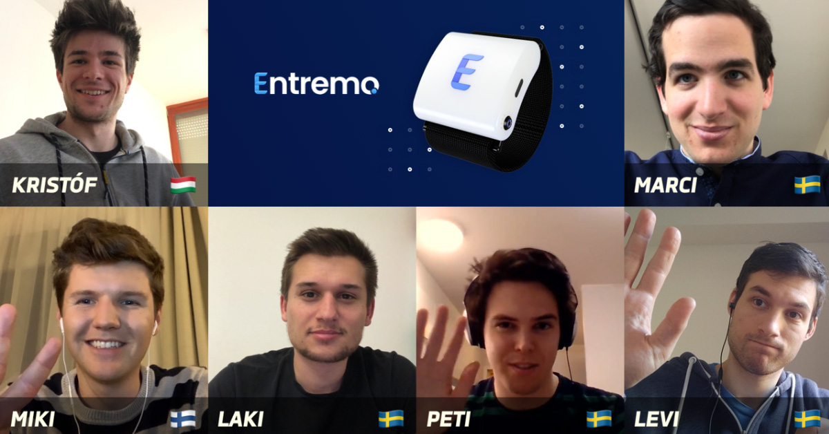 Introducing Entremo, Innovative Winners of the EUVsVirus Hackathon
