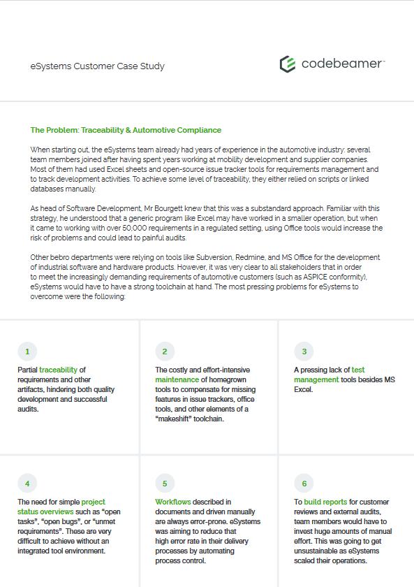 eSystems-Customer-Case-Study-codeBeamer-Intland-Software-01