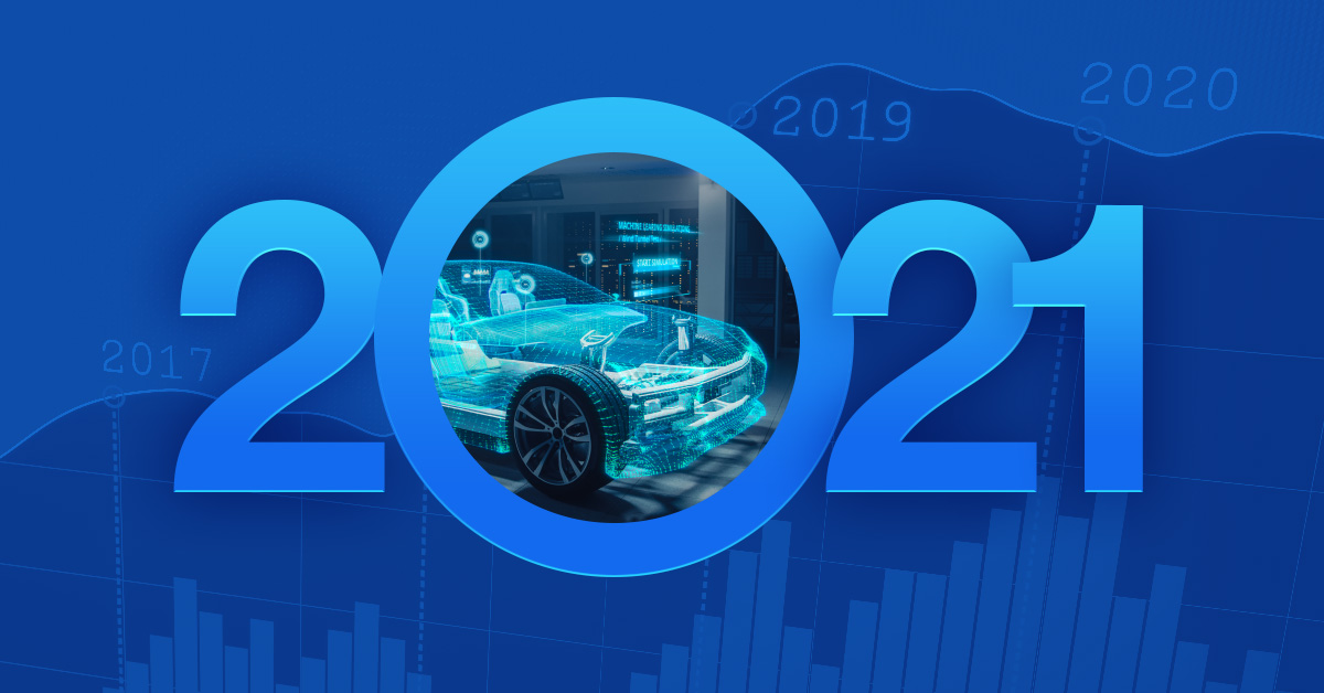 Technology Trends Shaping the Mobility & Automotive Industry in 2021