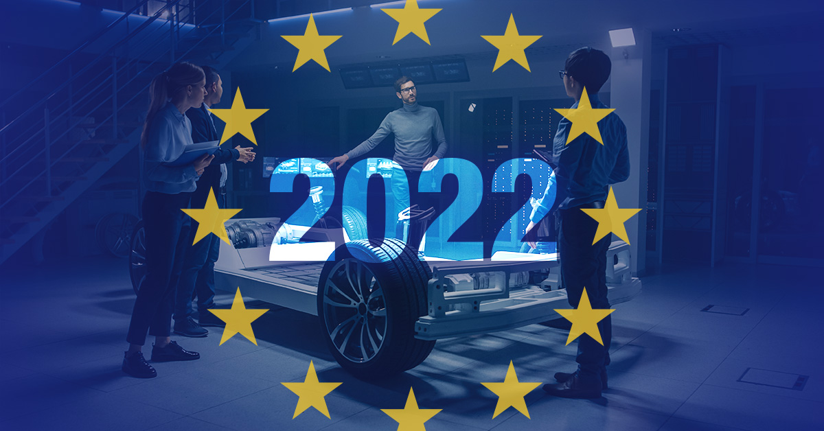 Europe on the Move: Safer Vehicles on EU Roads from 2022