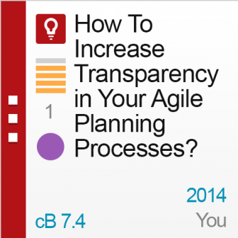 How To Increase Transparency in Your Agile Planning Processes?