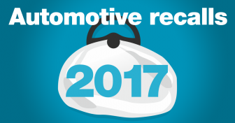 Automotive Recalls in the First Half of 2017
