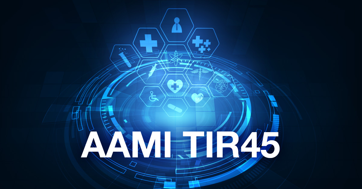 Introduction to AAMI TIR45