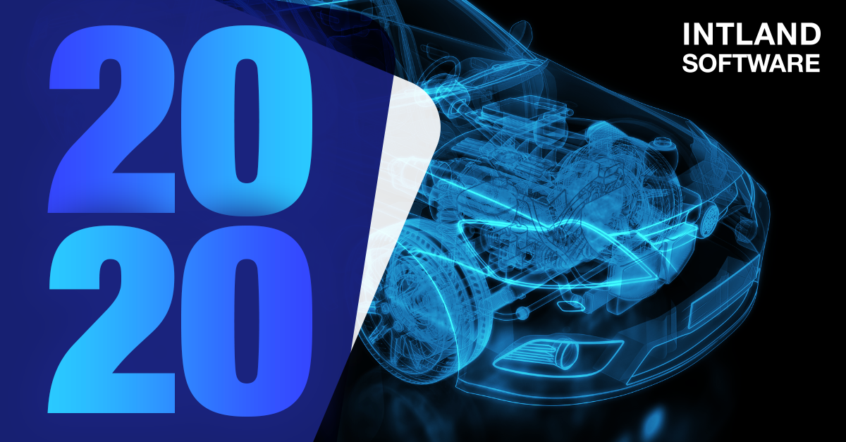 A Glimpse into the Future of Automotive Technology Trends in 2020