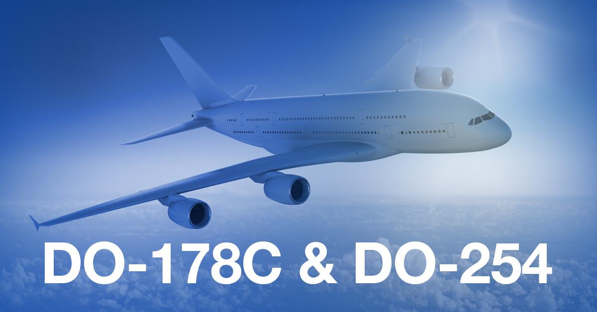 Intro to the Avionics Regulatory Landscape: DO-178C and DO-254