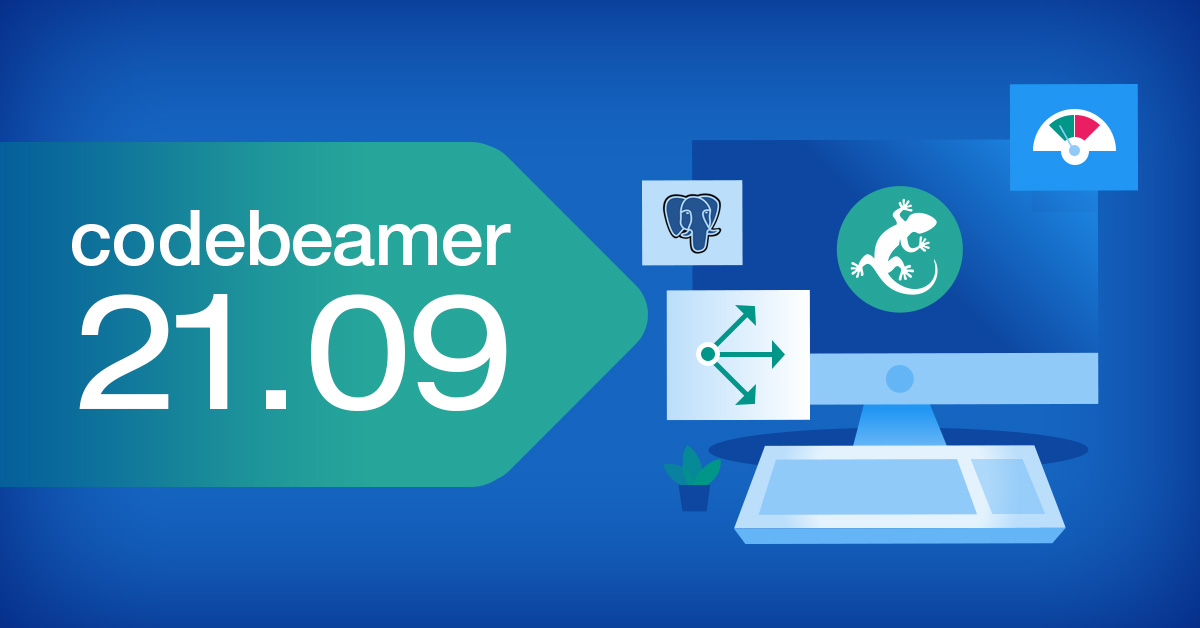 Announcing codebeamer 21.09 – Discover the New version!