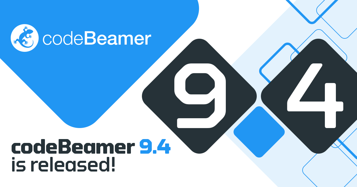 Find out what is new in codeBeamer ALM 9.4!