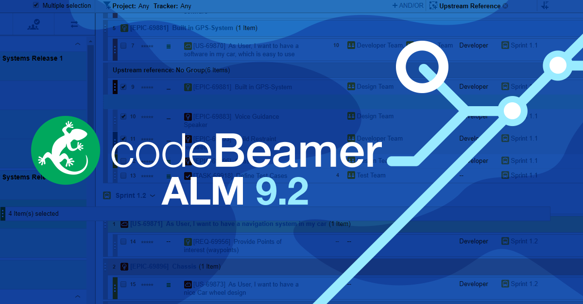 New Release: Find Out What's New In codeBeamer ALM 9.2