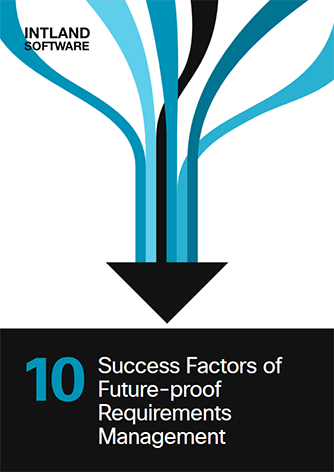 10 Success Factors of Future-proof Requirements Management cover