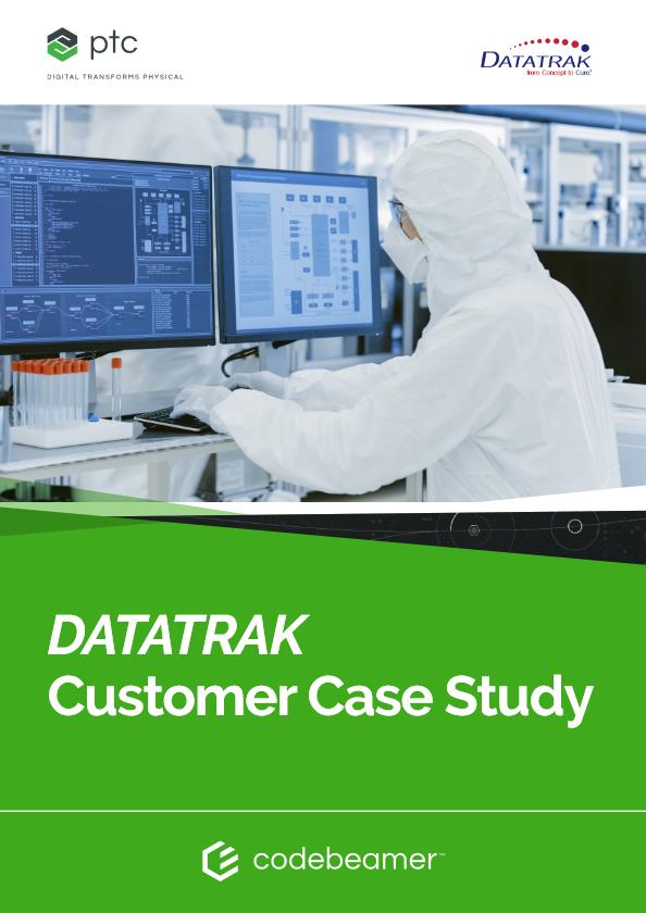 DATATRAK Customer Case Study cover
