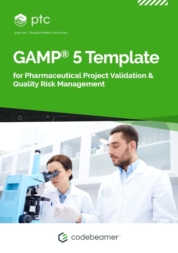 Intland Retina GAMP5 Template cover