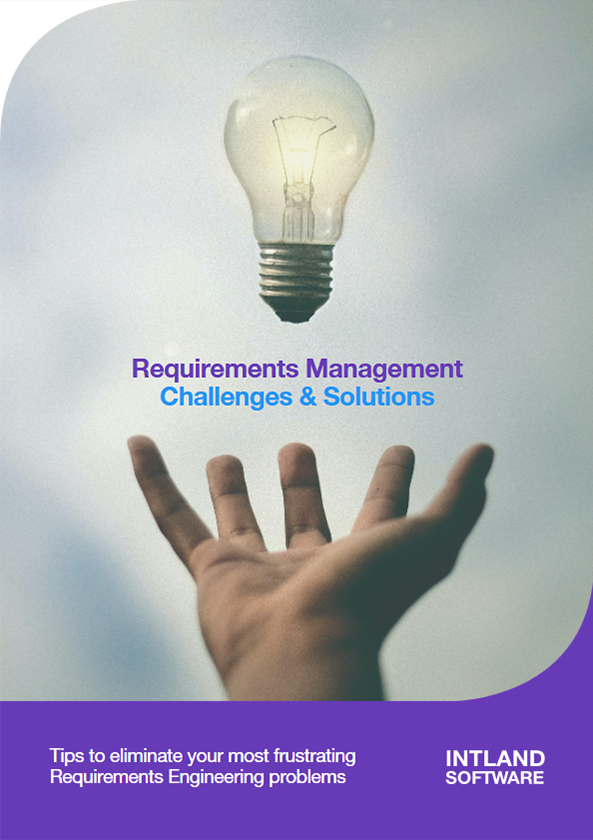 Requirements Management Challenges & Solutions cover