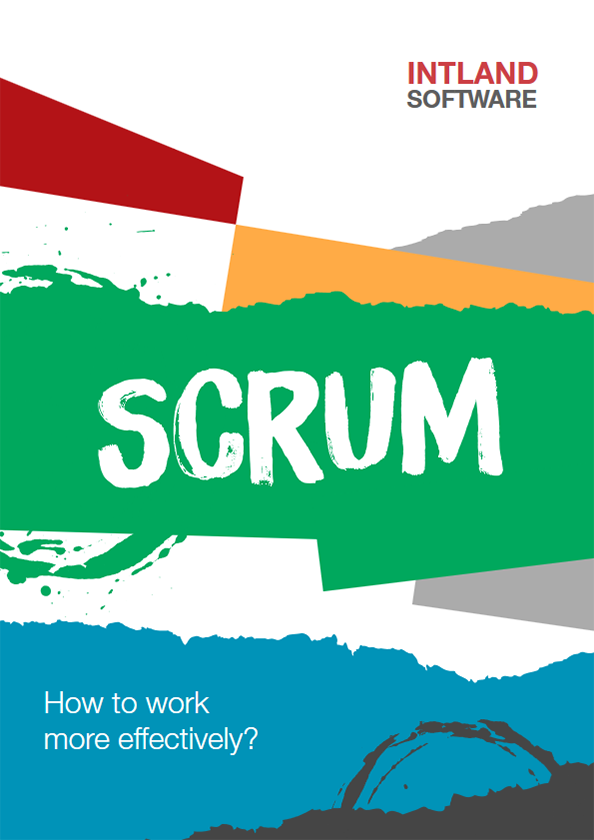 SCRUM How to Work More Effectively cover