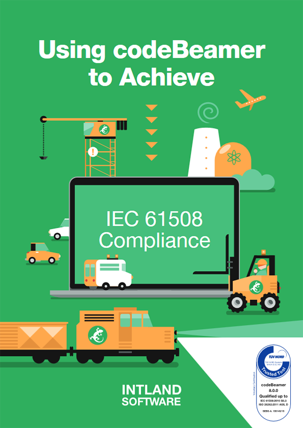 Using codeBeamer to Achieve IEC 61508 Compliance cover