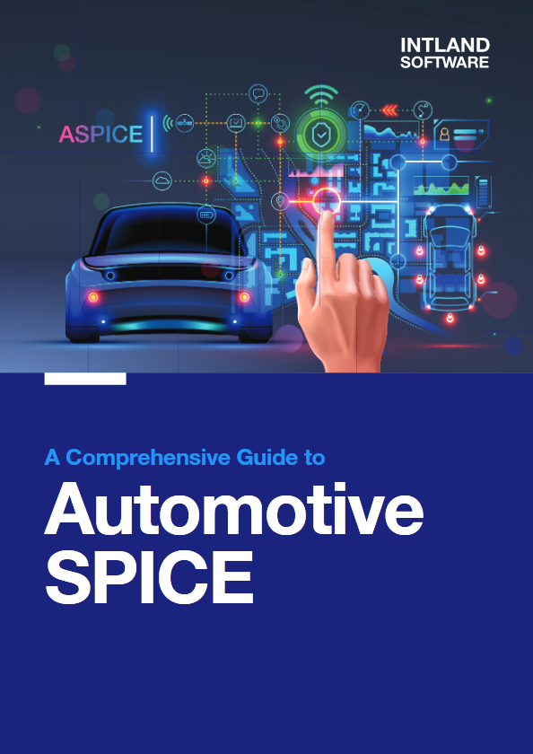 A Comprehensive Guide to Automotive SPICE cover