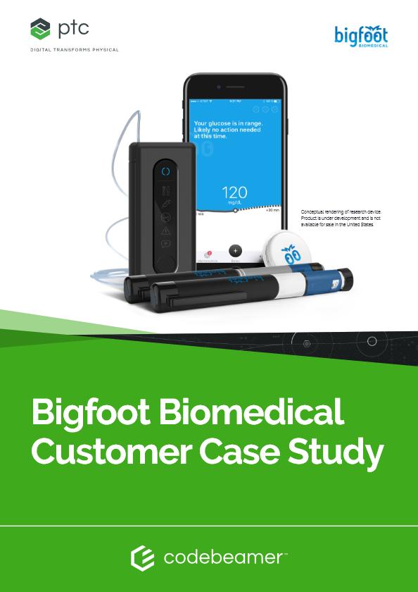 Bigfoot Biomedical Customer Case Study cover