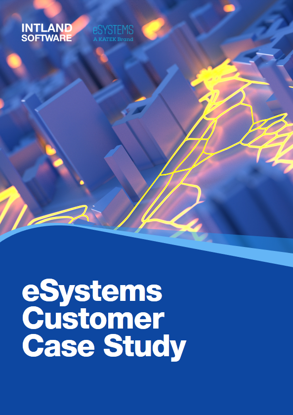 eSystems Customer Case Study cover