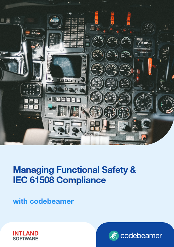 Managing Functional Safety & IEC 61508 Compliance cover