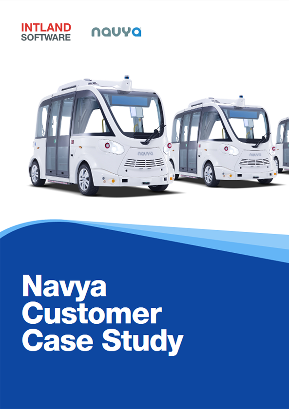 Navya Customer Case Study cover