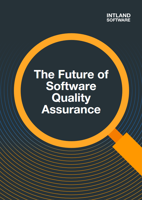 The Future of Software Quality Assurance cover