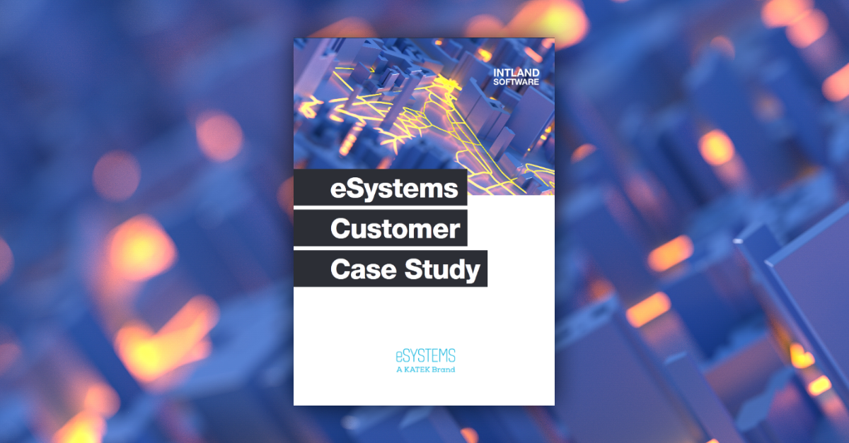 Connected to the Future: eSystems Customer Case Study