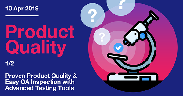 product quality proven easy qa inspection advanced testing tools