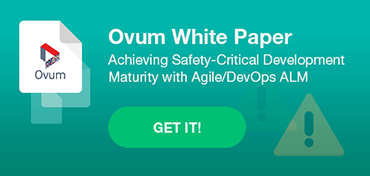 achieving safety critical development agile devops alm