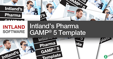 Introducing Intland's Pharma GAMP® 5 Template