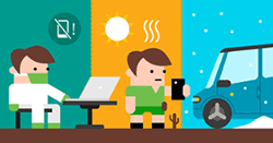 Offline Testing: Product QA in Extreme Conditions