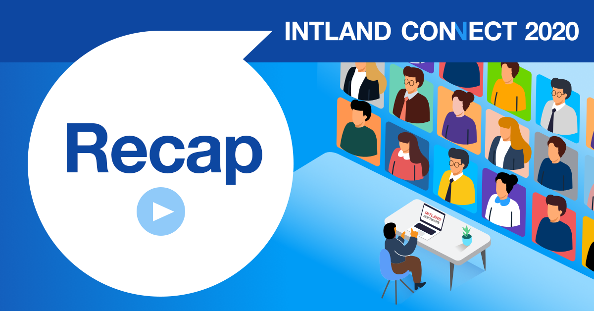 Summary: Intland Connect Annual User Conference 2020