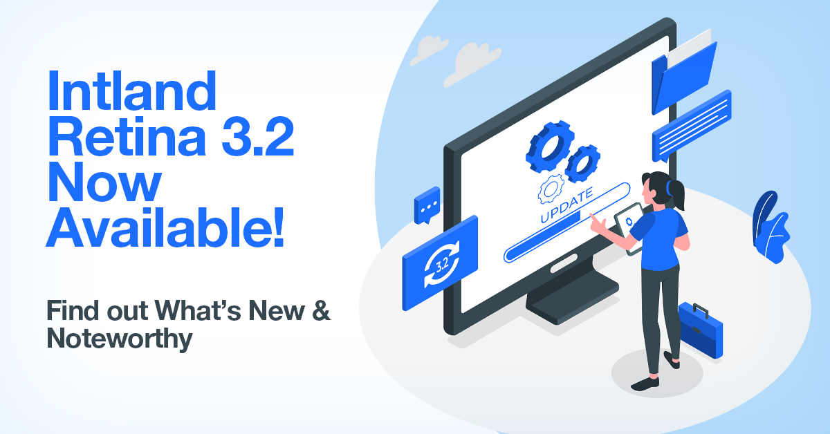 Intland Retina 3.2 is Now Released! Find out What's New in this Latest Version