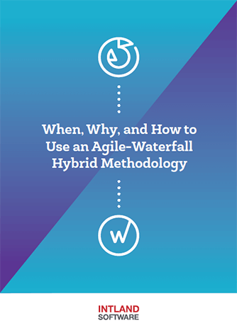 When, Why and How to Use an Agile-Waterfall Hybrid Methodology cover