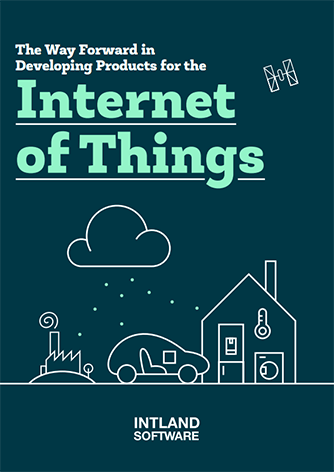 The Way Forward in Developing Products for the Internet of Things cover