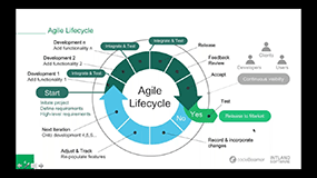 Agile in Safety-critical Development: a Medical Case Study