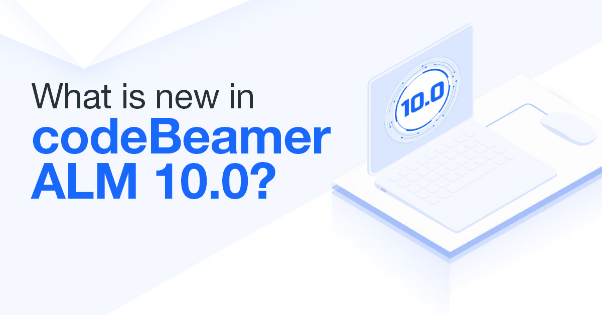 codeBeamer ALM 10.0 is Released! See What's New & Noteworthy