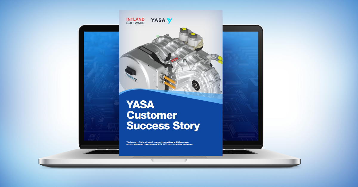 YASA Success Story: Developing E-motors with ASPICE & ISO 26262 Requirements